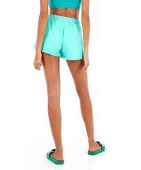 Shorts-Alto-Giro-Feminino-Fax-Dupla-Face-VERDE-SPORT-2
