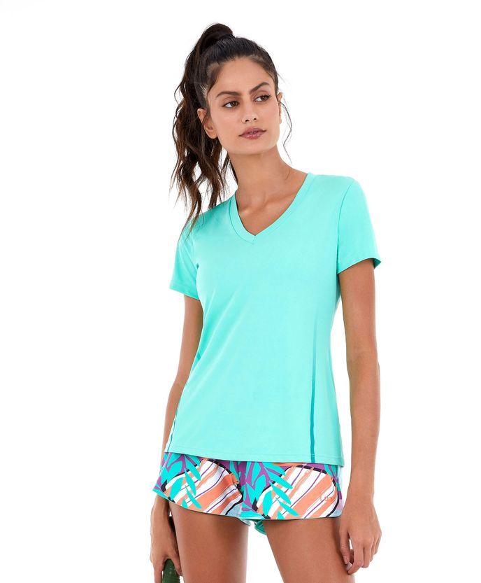 T-Shirt-Alto-Giro-Skin-Fit-Com-Listra-Degrade-VERDE-SPORT-1
