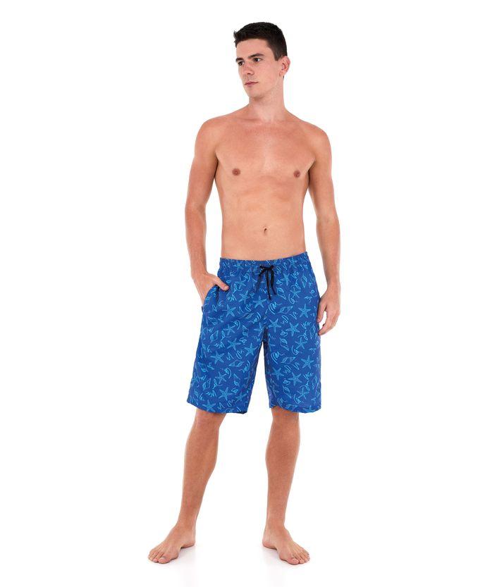 Bermuda New Beach Masculina Pai E Filho BLUE MARITIME P